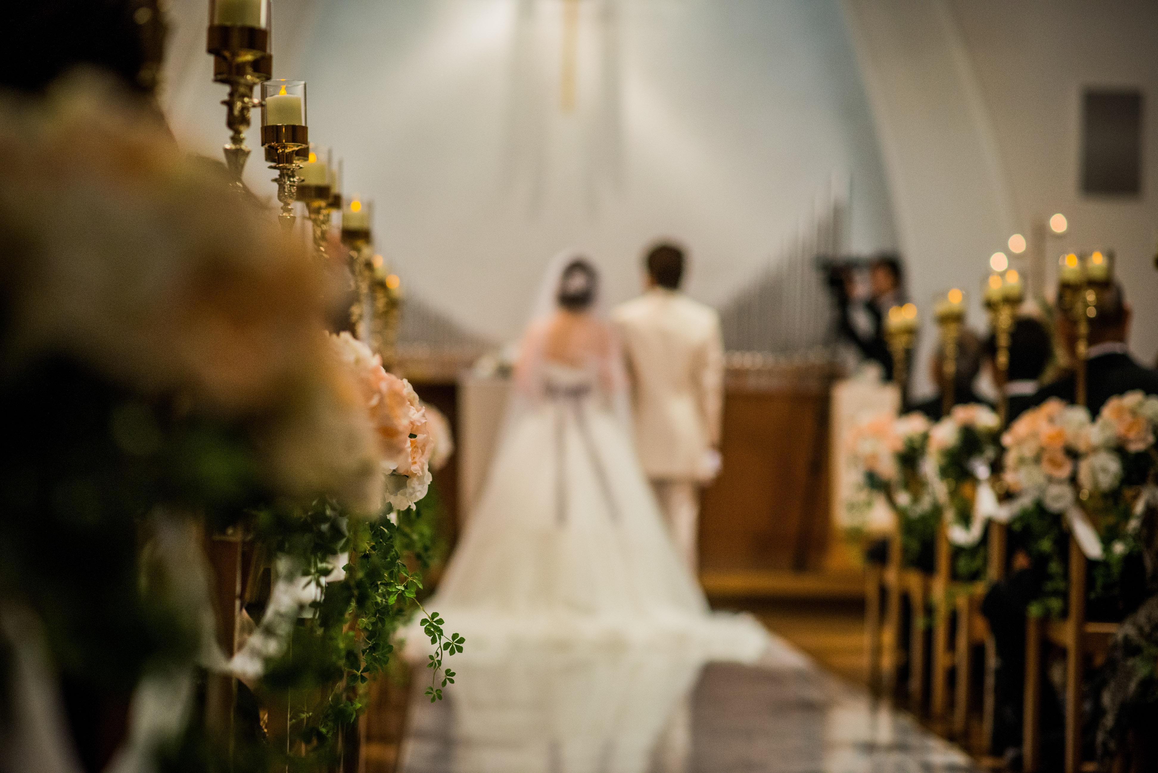 結婚式を挙げるメリット6選